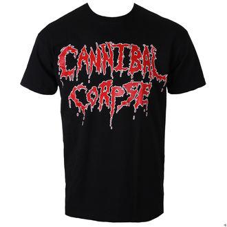 T-shirt men Cannibal Corpse - Logo - NUCLEAR BLAST, NUCLEAR BLAST, Cannibal Corpse