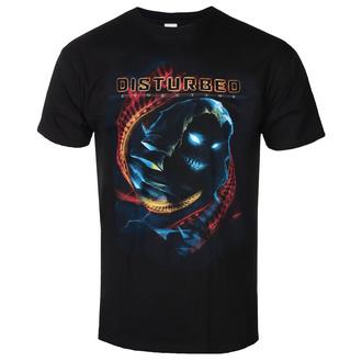t-shirt metal men's Disturbed - DNA SWIRL - PLASTIC HEAD - BILMAR00711