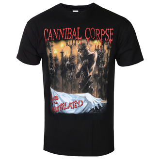 t-shirt metal men's Cannibal Corpse - Tomb Of The Mutilated - PLASTIC HEAD - PH7740