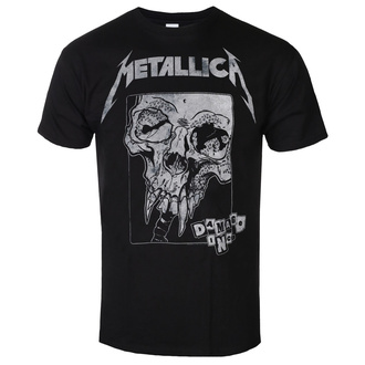 t-shirt metal men's Metallica - Damage Detail - NNM - RTMTLTSBDET