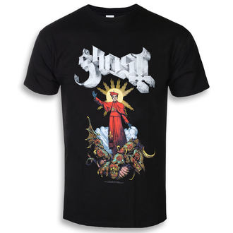 t-shirt metal men's Ghost - Plaguebringer - ROCK OFF, ROCK OFF, Ghost
