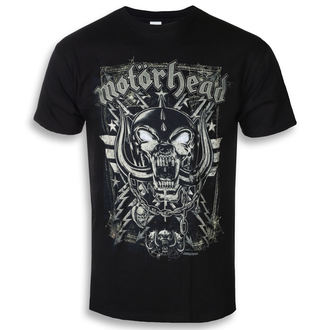 t-shirt metal men's Motörhead - Spiderwebbed Warpig - ROCK OFF, ROCK OFF, Motörhead
