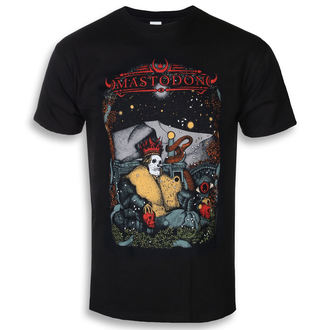t-shirt metal men's Mastodon - Seated Soverign - ROCK OFF, ROCK OFF, Mastodon