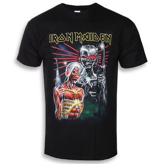 t-shirt metal men's Iron Maiden - Terminate - ROCK OFF, ROCK OFF, Iron Maiden