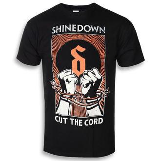 t-shirt metal men's Shinedown - CUT THE CORD - PLASTIC HEAD, PLASTIC HEAD, Shinedown
