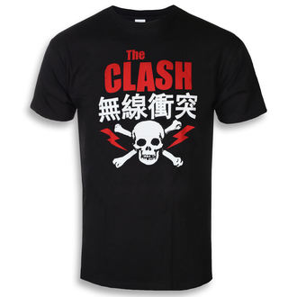 t-shirt metal men's Clash - BOLT RED - PLASTIC HEAD, PLASTIC HEAD, Clash