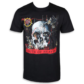 t-shirt metal Slayer - South Of Heaven - PLASTIC HEAD - PH10380