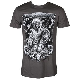 Metal T-Shirt men's Apocalyptica - STRINGSREAPER - PLASTIC HEAD - PH11260