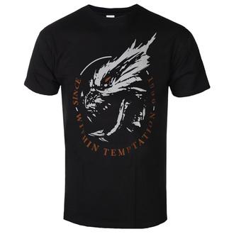 t-shirt metal men's Within Temptation - DRAGON 1996 - PLASTIC HEAD - RTWTETSBDRA