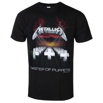 Metal T-Shirt men's Metallica - Master Of Puppets - NNM - RTMTLTSBTOU