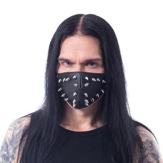 Mask POIZEN INDUSTRIES - ASTOR - BLACK, POIZEN INDUSTRIES