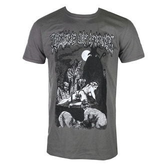 Metal T-Shirt men's Cradle of Filth - BLACK MASS - PLASTIC HEAD - PH11569