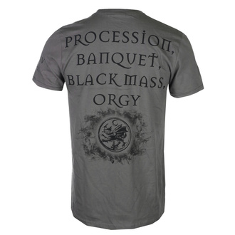 t-shirt metal men's Cradle of Filth - BLACK MASS - PLASTIC HEAD - PH11569