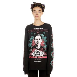 t-shirt hardcore unisex - Frida Viva - DISTURBIA - AW19FKT1