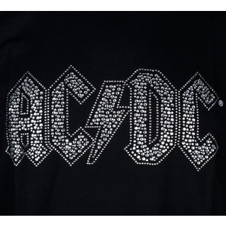 t-shirt metal men's AC-DC - Logo - ROCK OFF - ACDCTS36MB