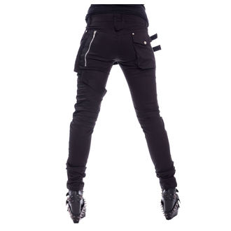 Women's Pants Chemical Black - AYRA - BLACK, CHEMICAL BLACK