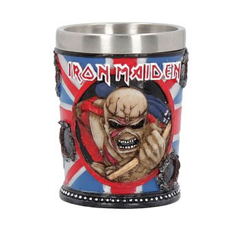 Shot Iron Maiden, NNM, Iron Maiden