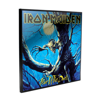 Painting Iron Maiden - Fear of the Dark - B4393M8
