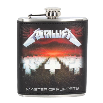 Hip flask Metallica - Master of Puppets - B4686N9