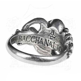 Ring ALCHEMY GOTHIC - Bacchanal Rose - R223
