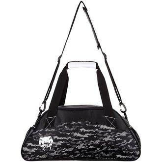 Duffel bag VENUM - Camoline Sport - Black / White, VENUM
