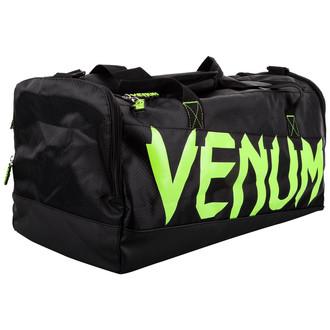 Duffel bag VENUM- Sparring Sport - Black / Neo Yellow, VENUM