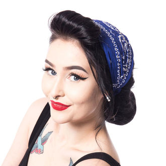Scarf (headband) Rockabella - BAND TWO - BLUE - POI712
