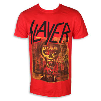 t-shirt metal Slayer - Seasons In The Abyss - PLASTIC HEAD, PLASTIC HEAD, Slayer