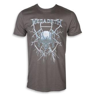 t-shirt metal men's Megadeth - ELEC VIC - PLASTIC HEAD, PLASTIC HEAD, Megadeth