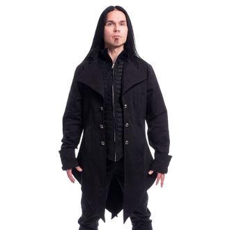 Coat Men's POIZEN INDUSTRIES - BARNES - BLACK, POIZEN INDUSTRIES
