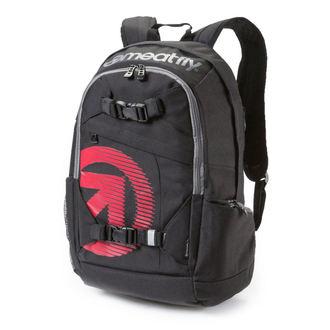 backpack MEATFLY - Basejumper 3 - D Black, MEATFLY