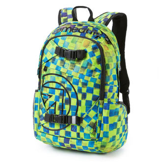 backpack MEATFLY - Basejumper 3 - J Cross Green, MEATFLY