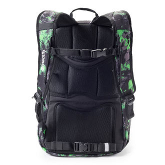 backpack MEATFLY - Basejumper 3 - H Tilt Green, MEATFLY