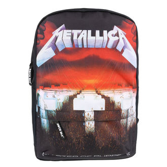 Backpack METALLICA - MASTER OF PUPPETS - CLASSIC, Metallica