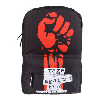 Backpack Rage Against the Machine - FISTFULL - CLASSIC, Rage against the machine