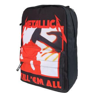 Backpack METALLICA - KILL EM ALL - CLASSIC, NNM, Metallica