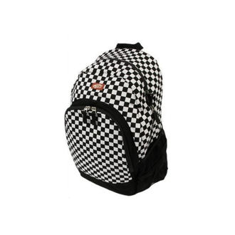 Backpack VANS - VAN DOREN - Black / White, VANS