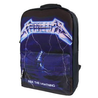 Backpack METALLICA - RIDE THE LIGHTNING - CLASSIC, Metallica