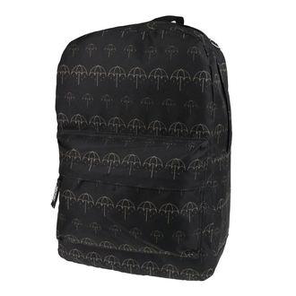 Backpack Bring Me The Horizon - UMBRELLA PRINT GOLD - CLASSIC, Bring Me The Horizon