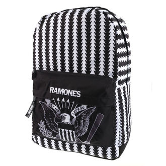Backpack RAMONES - LETS GO CREST - CLASSIC, NNM, Ramones
