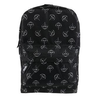 Backpack Bring Me The Horizon - UMBRELLA PRINT - BLACK / WHITE - CLASSIC - RSBMTHU02