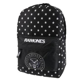 Backpack RAMONES - STAR SEAL - CLASSIC, Ramones