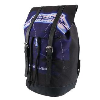 Backpack METALLICA - RIDE THE LIGHTNING, Metallica