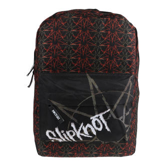 Backpack SLIPKNOT - PENTAGRAM AOP - CLASSIC, Slipknot