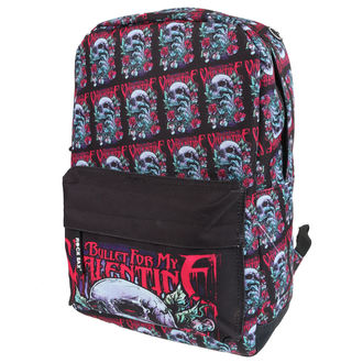 Backpack Bullet For my Valentine - SKULL CLASSIC, NNM, Bullet For my Valentine