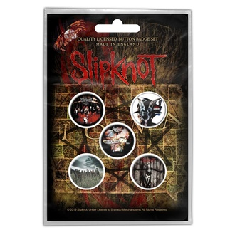 Badges Slipknot - Albums - BB061