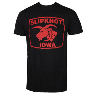 t-shirt metal men's Slipknot - CREST BLK - BRAVADO, BRAVADO, Slipknot