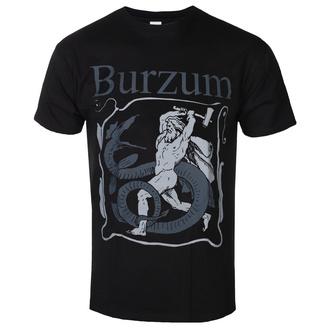 t-shirt metal men's Burzum - SERPENT SLAYER - PLASTIC HEAD - PH5831