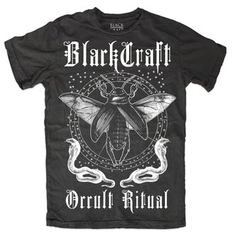 t-shirt men's - Occult Ritual - BLACK CRAFT, BLACK CRAFT