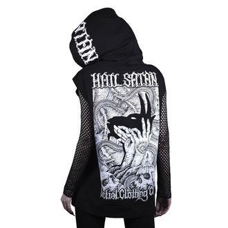 hoodie unisex - hail satan - BELIAL, BELIAL